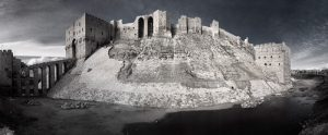 The Citadel of Aleppo (Photo: Richard Dikran Tenguerian)