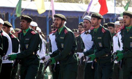 10 spectators killed in Iran military parade blast