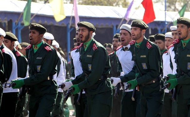 10 spectators killed in Iran military parade blast