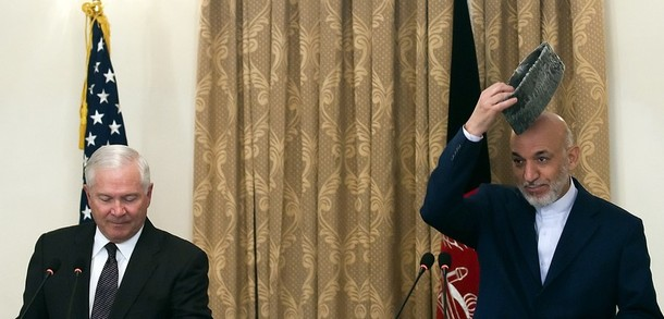 Karzai Forms Council to Pursue Talks with Taliban
