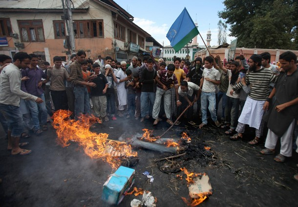 Kashmiri Protestors Killed by Indian Security Forces