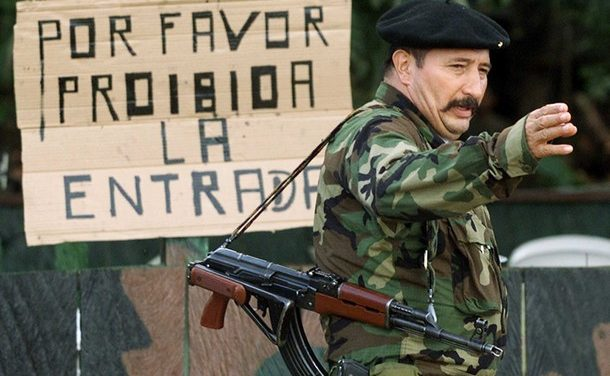 FARC Top Commander Killed in Colombian Air Raid