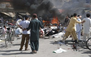 Terrorist attack in Quetta, Pakistan, September 3, 2010
