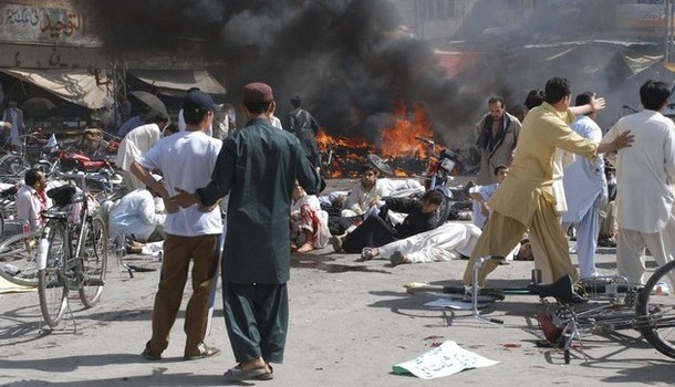 Scores Killed in Terrorist Attack in Quetta