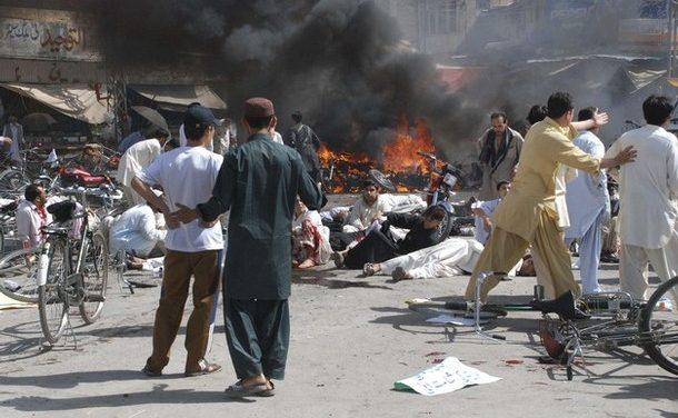 Scores Killed in Terrorist Attack in Quetta