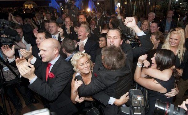 Extremists Win Swedish Parliament Seats