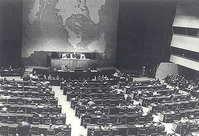 The Myth of the U.N. Creation of Israel