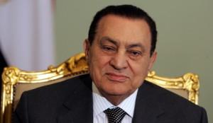 Egyptian President Hosni Mubarak (EPA)