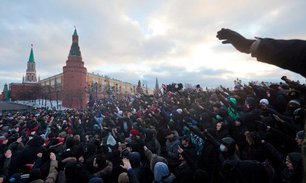 Russia: Nationalism's Revenge