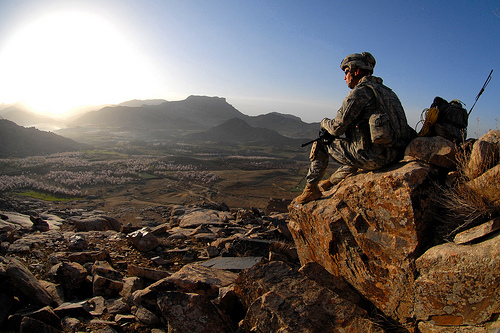 Afghanistan: A Chaotic Cannibalistic State