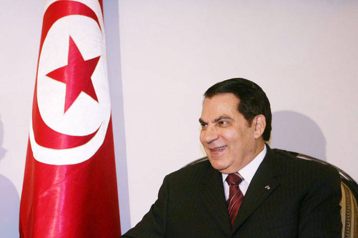 Tunisian Revolt: Another Soros/NED Jack-Up?