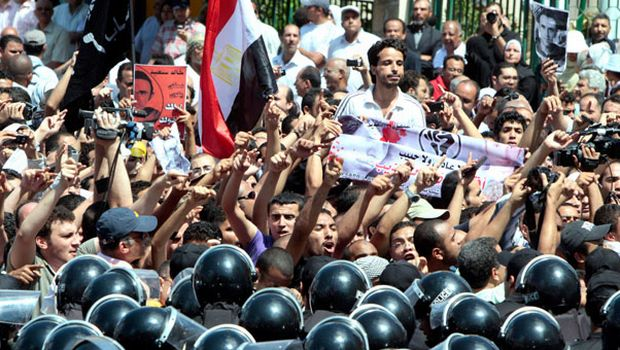 Egypt: The Day of Reckoning