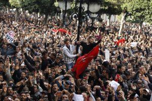 Tunisia Protests (Photo: Zohra Bensemra/Reuters)