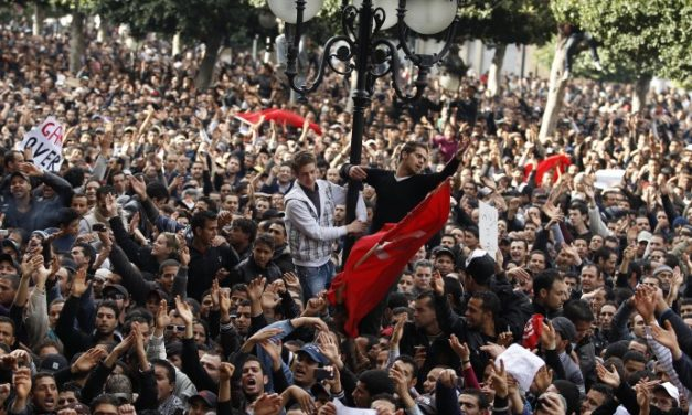 Tonight we are all Tunisians