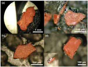 Active Thermitic Material in the WTC Dust