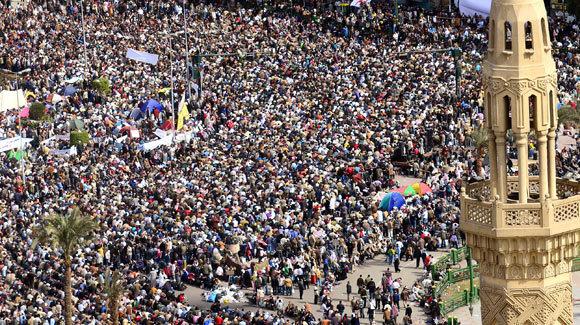 Egypt's Transformative Moment: Revolution, Counterrevolution, or Reform