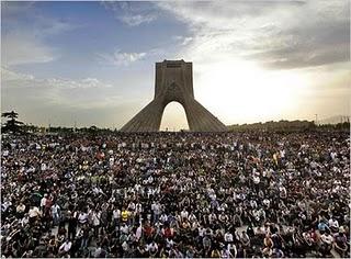 Iran: The Next Domino?