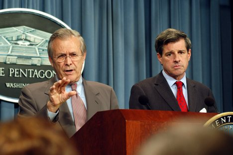 Documents Indicate Policy Plan That Fueled Iraqi Insurgency Was Compartmentalized in Rumsfeld's Pentagon