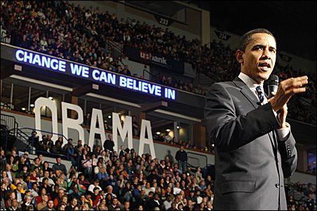 Barack Obama, a Counterrevolutionary