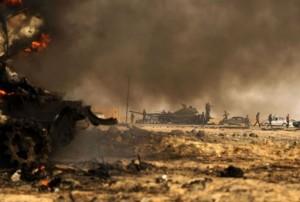 Airstrikes on Libya