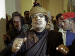 Qaddafi, Moral Interventionism, Libya, and the Arab Revolutionary Moment