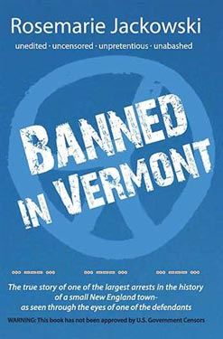 Banned in Vermont: An interview with advocacy journalist and author Rosemarie Jackowski