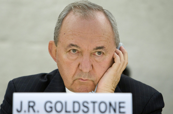 Goldstone's Folly: Disappointing and Perverse