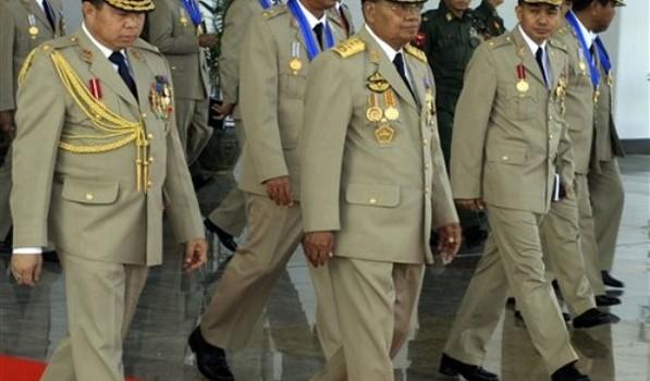 Burmese Intellect in Exile