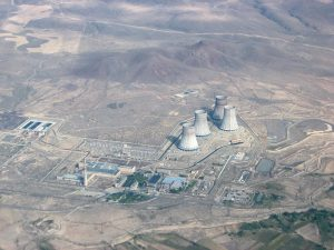 Metsamor Nuclear Power Plant