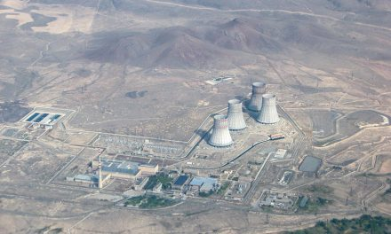Is Another Nuclear Accident Waiting to Happen in Armenia?