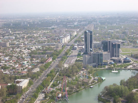 Uzbekistan: An Outpost Against Globalization