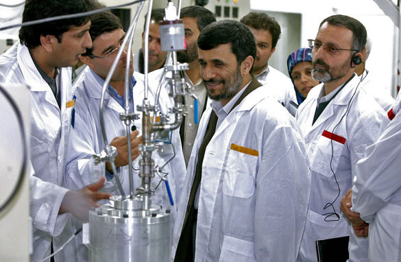 Iran's Nuclear Motives Revisited