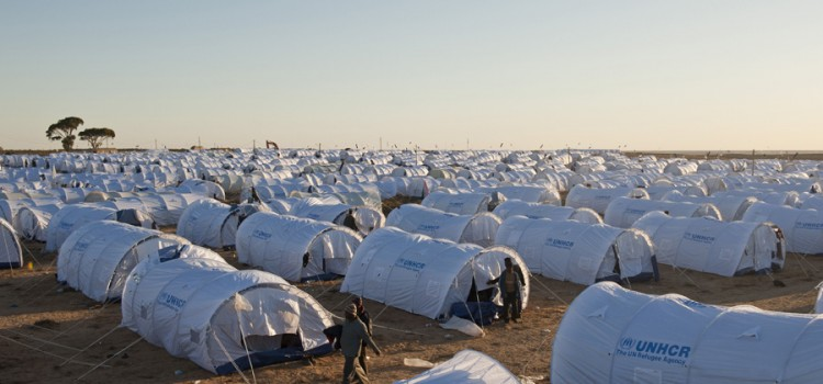 Arab Spring Refugees: the Cost of War