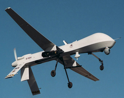 Predator Drones and the International Mafia