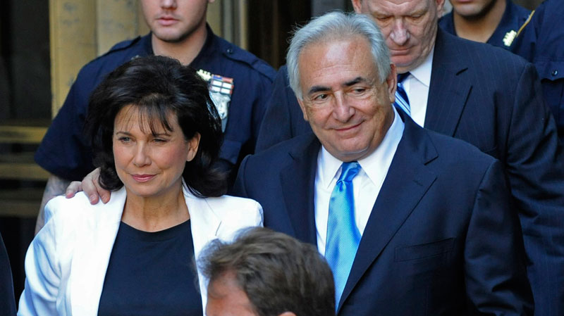 Prosecutors Back Off From Their 'Iron-Clad' Case Against Strauss-Kahn