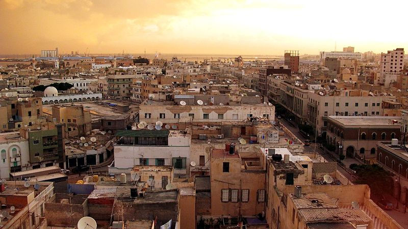 Tripoli on the Cusp