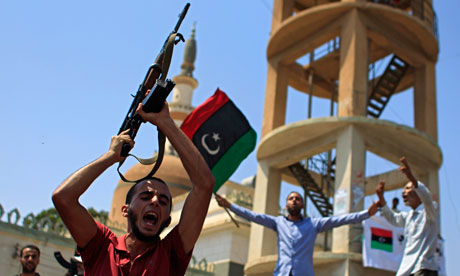 Rumors and Violence Sweep and Define Tripoli