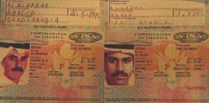 9/11 hijackers Nawaf Alhazmi and Khalid Almihdhar obtained visas through the U.S. Consulate in Jeddah, Saudi Arabia (Image: FBI/History Commons)