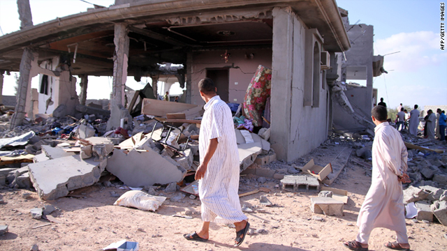NATO'S Massacre at Majer, Libya