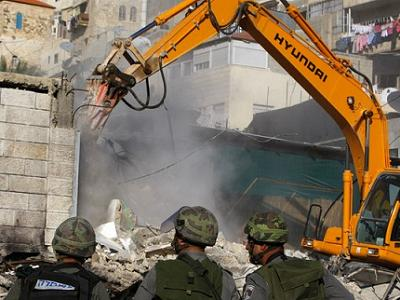 Bringing Down The House: Israeli Demolitions in the Occupied West Bank
