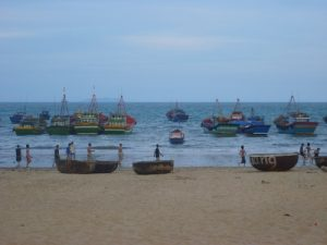 Quay Nhon beach