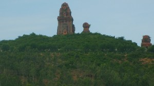Thap Doi Cham Tower