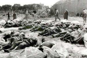 Sabra-Shatila Massacre