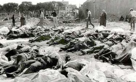 29 years after the Massacre at Sabra Shatila…