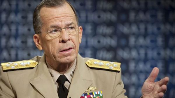 Admiral Mullen acknowledges keys to peace in Afghanistan begins in Kashmir