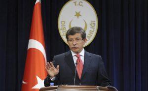 Turkey's Foreign Minister Ahmet Davutoglu (Reuters)