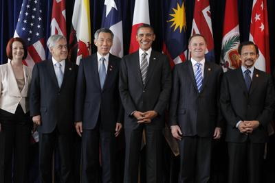 Regional Globalization: The Trans-Pacific Partnership