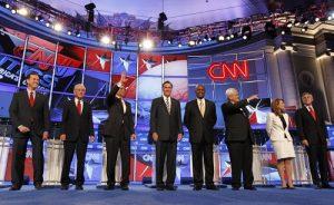 CNN Republican national security debate, November 11, 2011