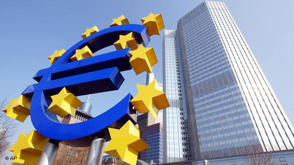 The European Central Bank (AP)