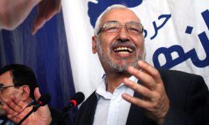 Rachid Ghannouchi (EPA)